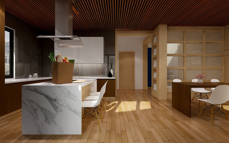 Beautifully Crafted Kitchen Designs
